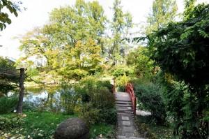 Alexandru Borza Botanical Garden (Japonese Garden)